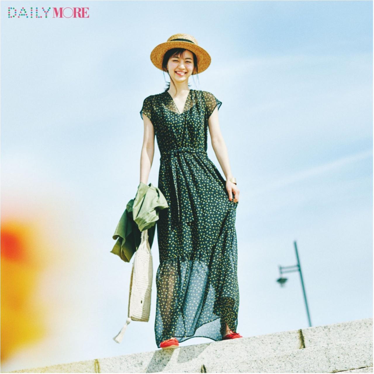 いつもの服が一気にフレンチムードに♪ お茶目な「カンカン帽」コーデまとめ♡_1_5