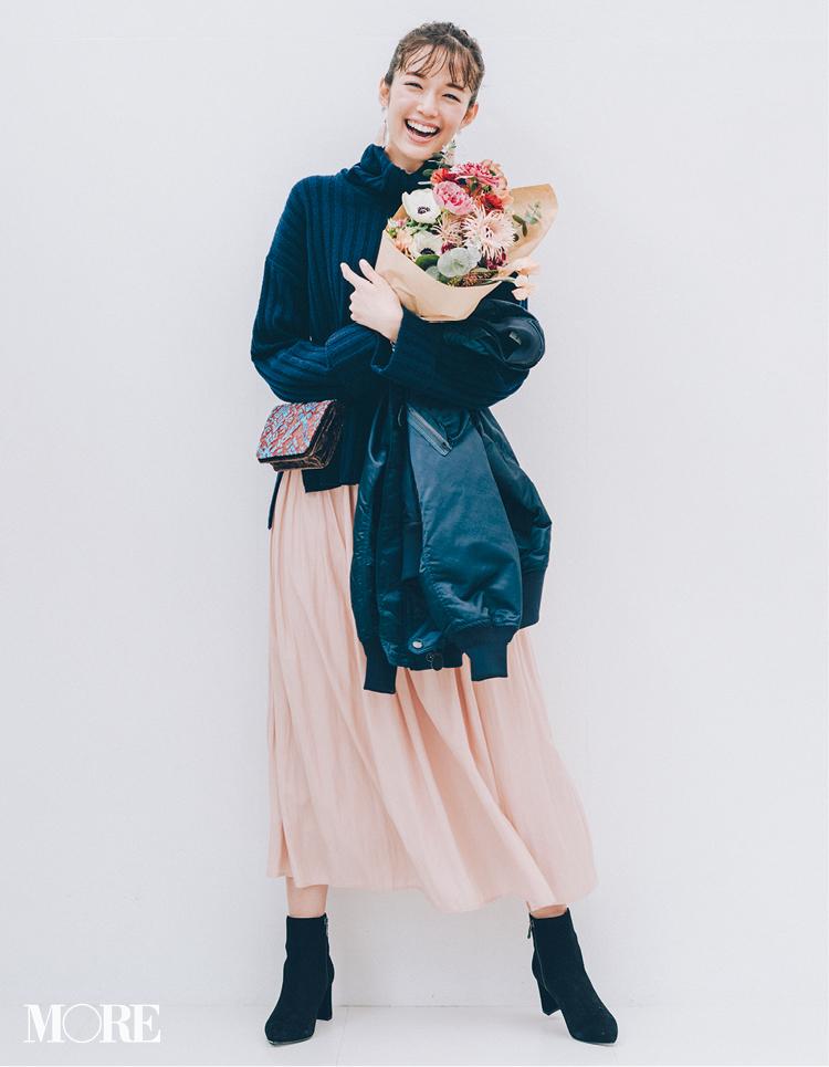 全女子チェック☆ ピンク×ネイビー配色がいちばんモテるらしいぞ!! 記事Photo Gallery_1_8
