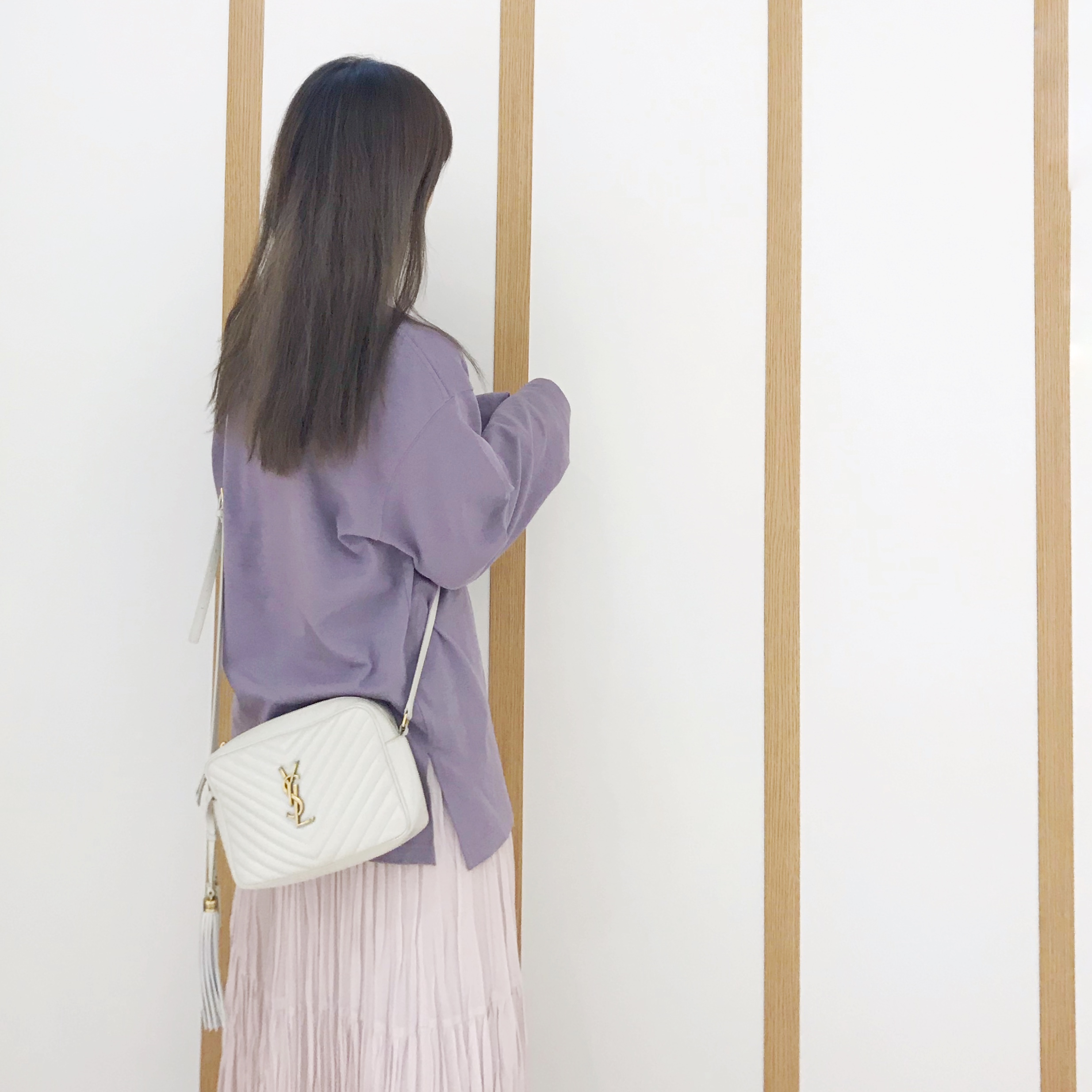 思わず2色買い♡【GU】着まわし抜群の『プチプラロンT』が◯◯円!!!_2