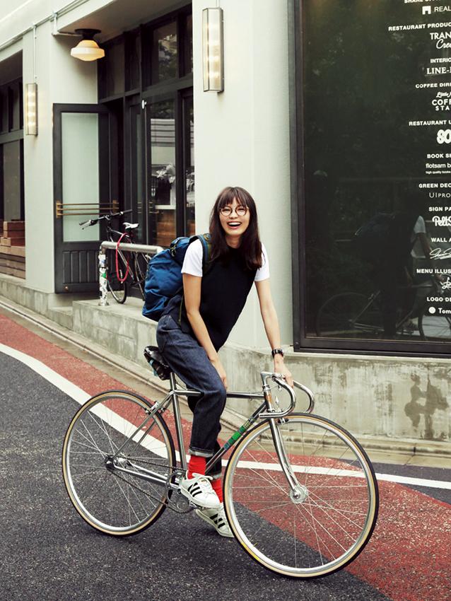 【今日のコーデ】休日の街散策はトラッド&スポーティな上級カジュアルにトライ!_1
