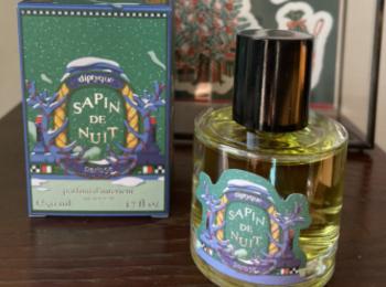 """【クリスマスコフレ】《diptyque》からクリスマスを感じるルームフレグランス""""sapin de nuit"""""""