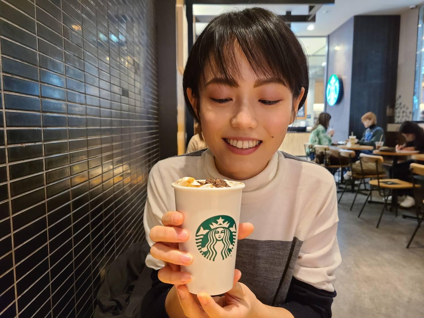 【スタバ☆新作カスタマイズ】メルティ生チョコレートを大人のお味に♡徹底解説つき_6