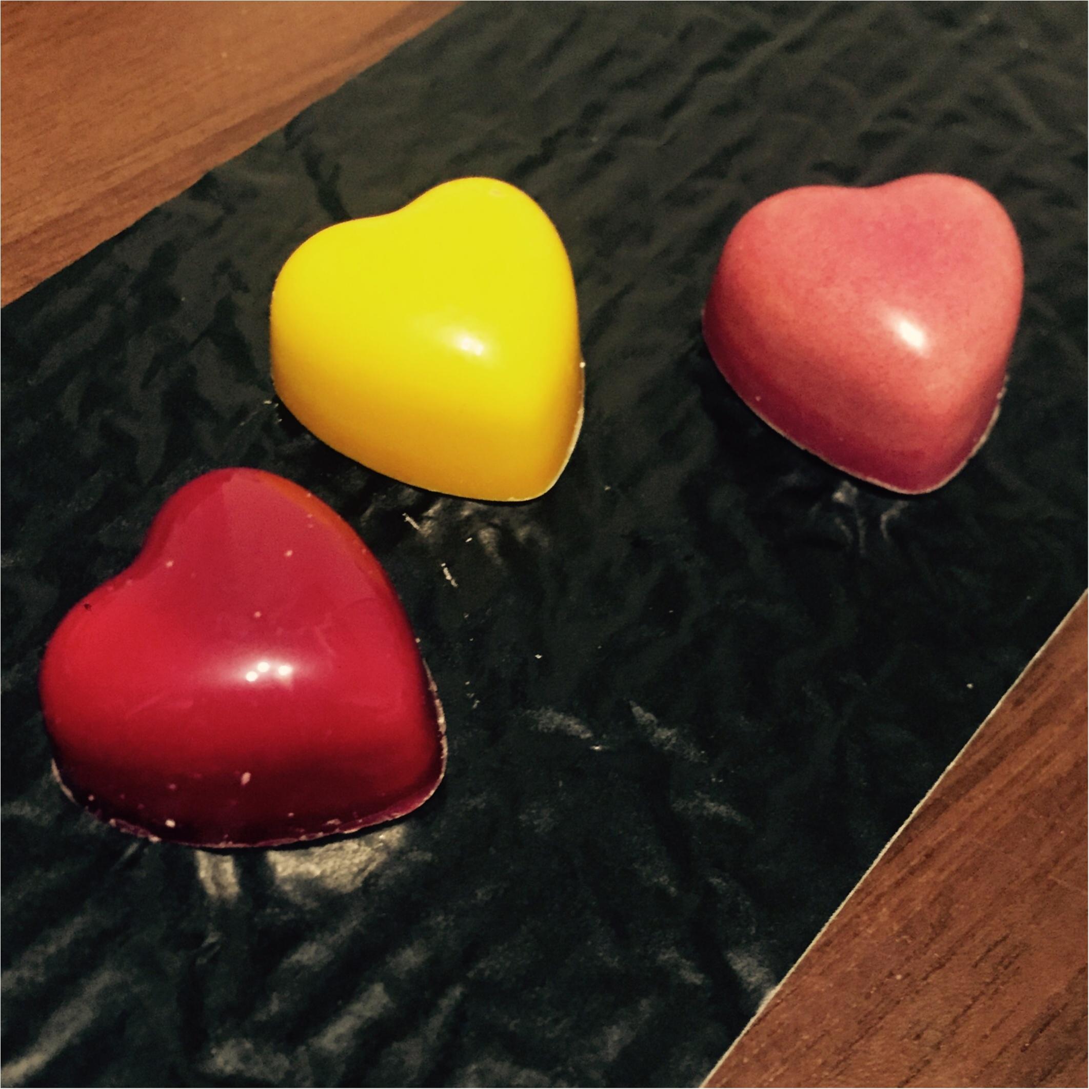 やっぱり美味しい!有名店のチョコレート!ピエールマルコリーニをティータイムのお供に♡_2
