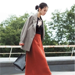秋冬に着たいおしゃれなオフィスカジュアル♪  旬の「お仕事服見本」まとめ♡