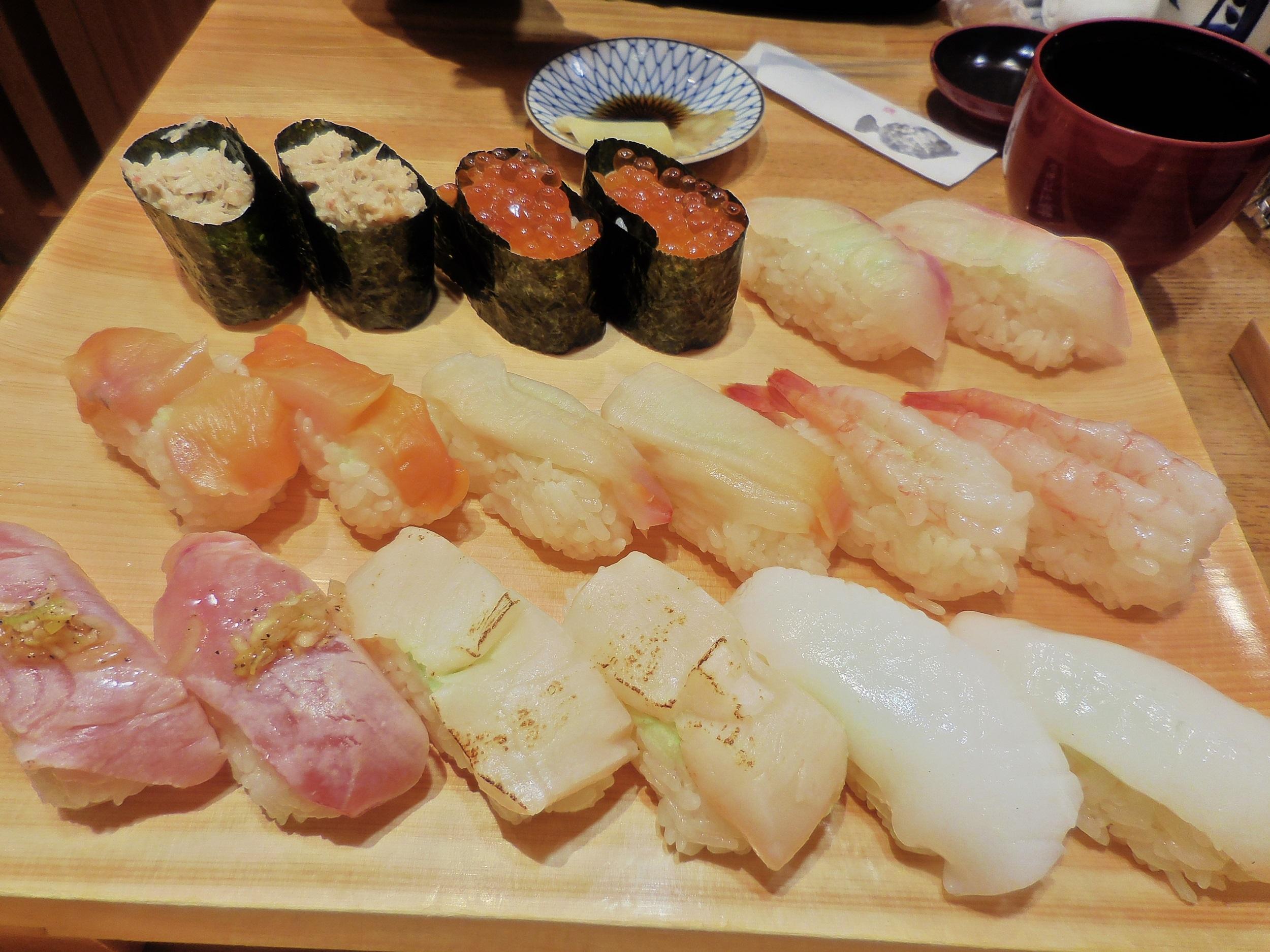 【築地玉寿司の食べ放題】時間無制限で高級寿司を楽しむ_1
