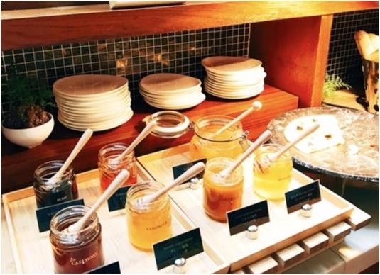 《#ホテルでハニーハント》ハチミツ好き&チーズ好き必見!ハチミツとチーズがテーマのランチブッフェが開催中♡_7