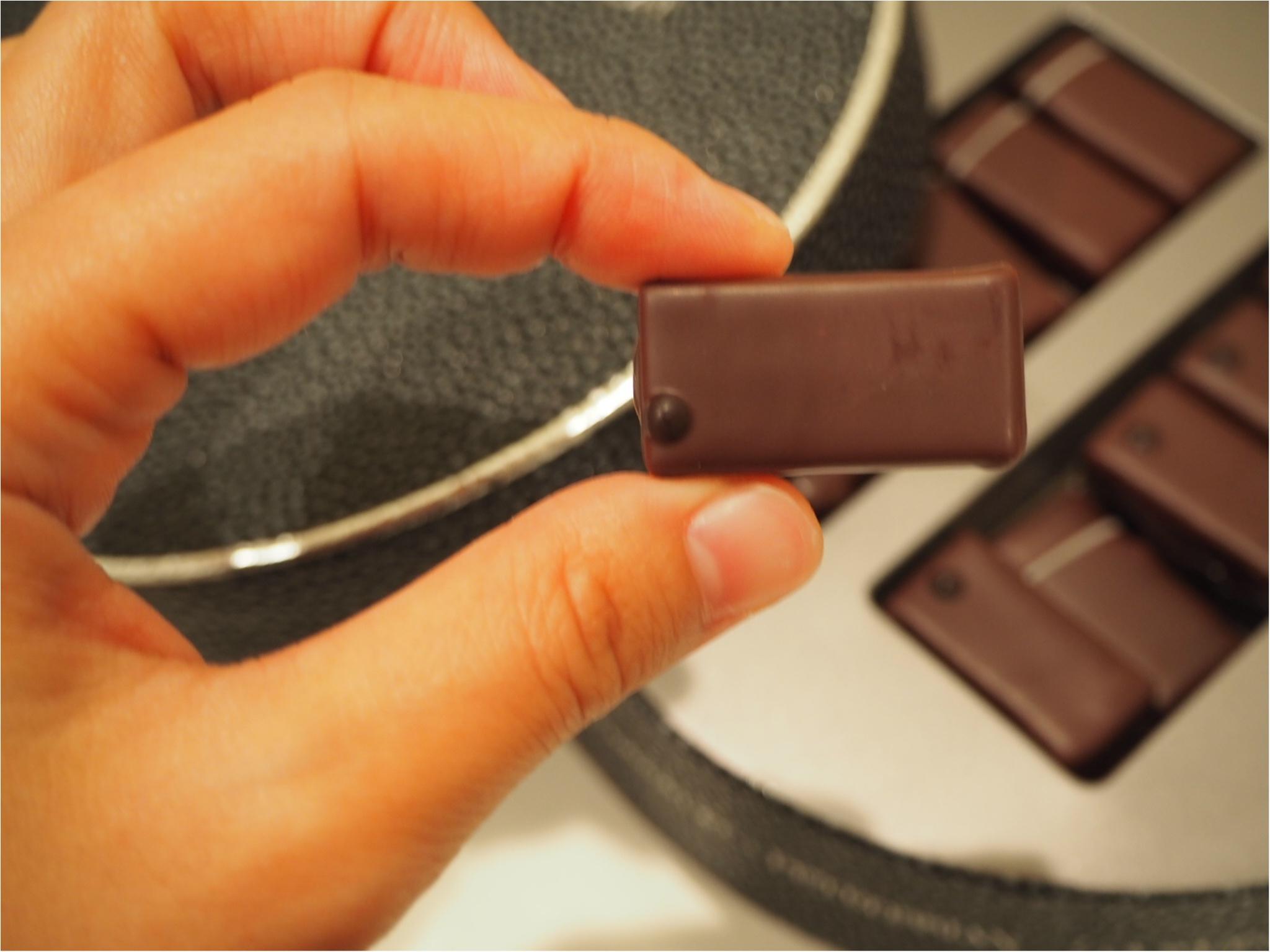 """【キャビアにウォッカ?】寒い冬に""""季節限定""""「ラ・メゾン・デュ・ショコラ」の上質なチョコレートを堪能!_4"""
