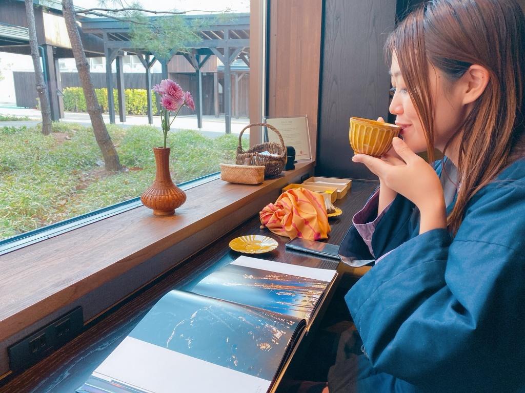 【星野リゾート】界タビ20sで癒しと美食の女子旅! 長野県の「界 アルプス」に泊まってみた_5