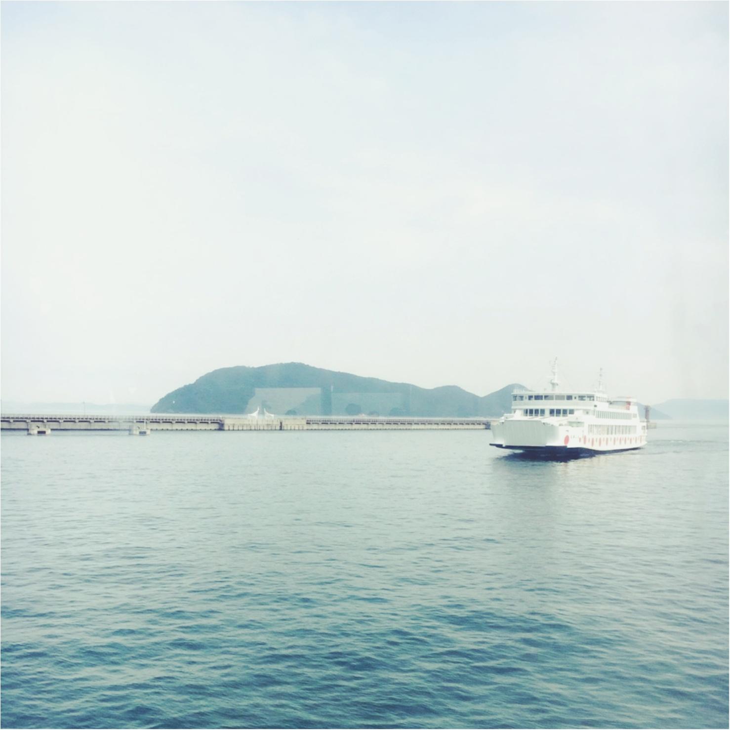 フォトスポットがいっぱい♡夏のお出かけに【小豆島】はいかが?_1