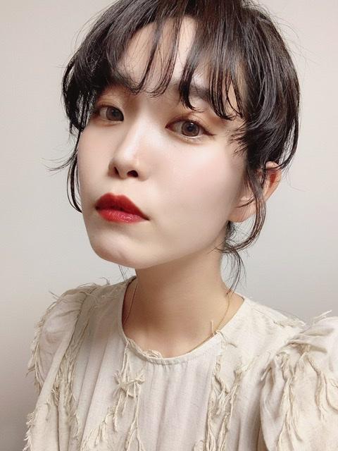 【ショートヘアでも可愛くアレンジ!】ゆるふわヘアー☆_3
