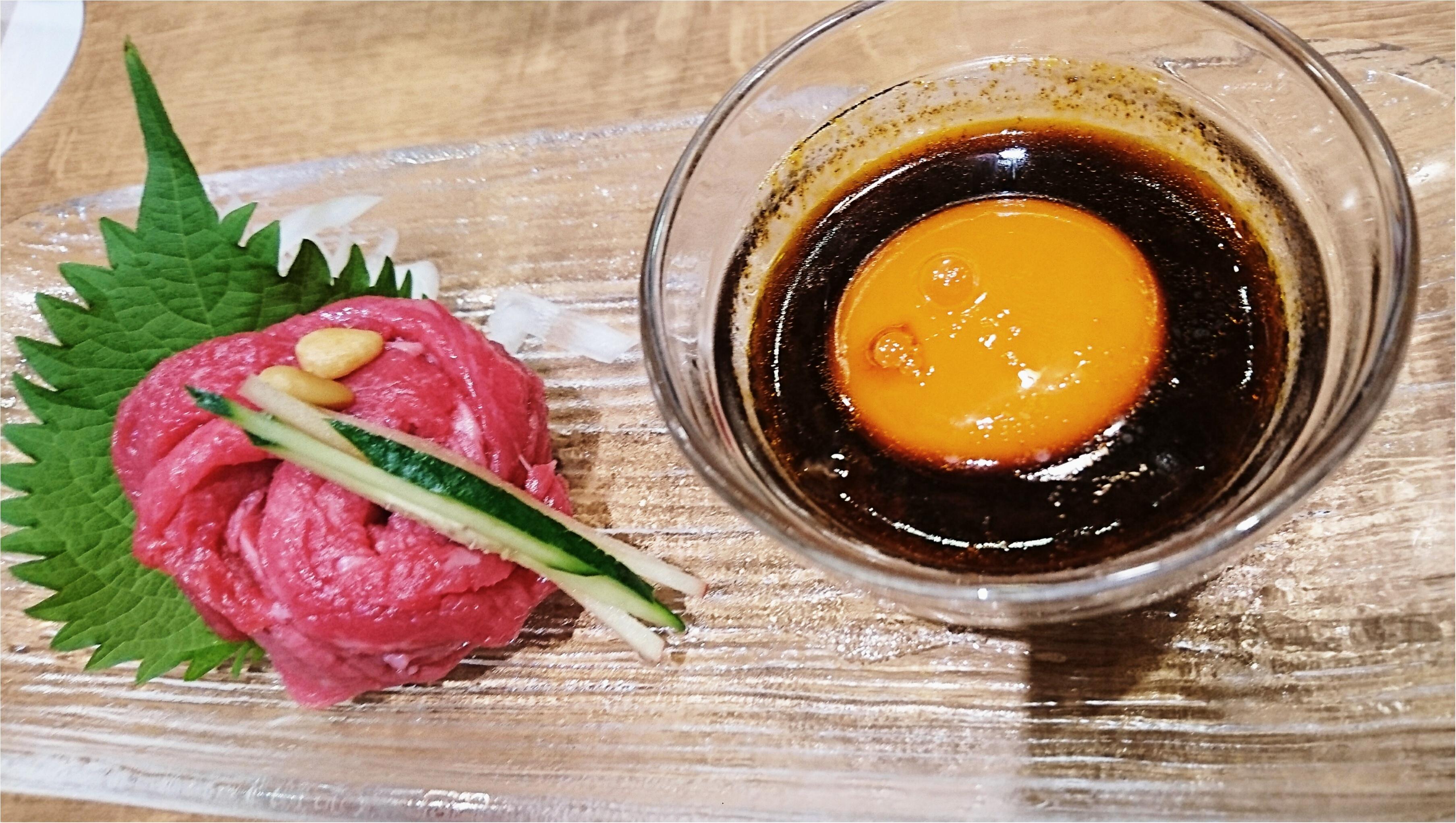 京都祇園の『焼肉 徳』で近江牛を堪能♥_3