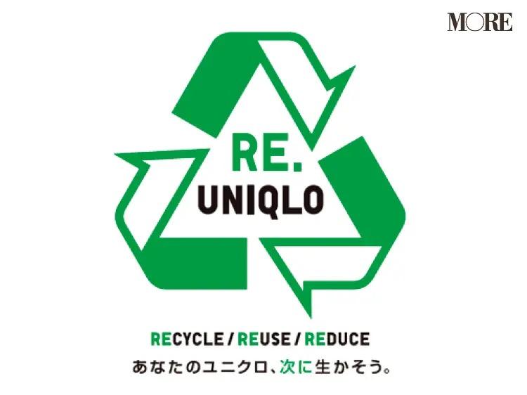 ユニクロの回収BOX「RE:UNIQLO」