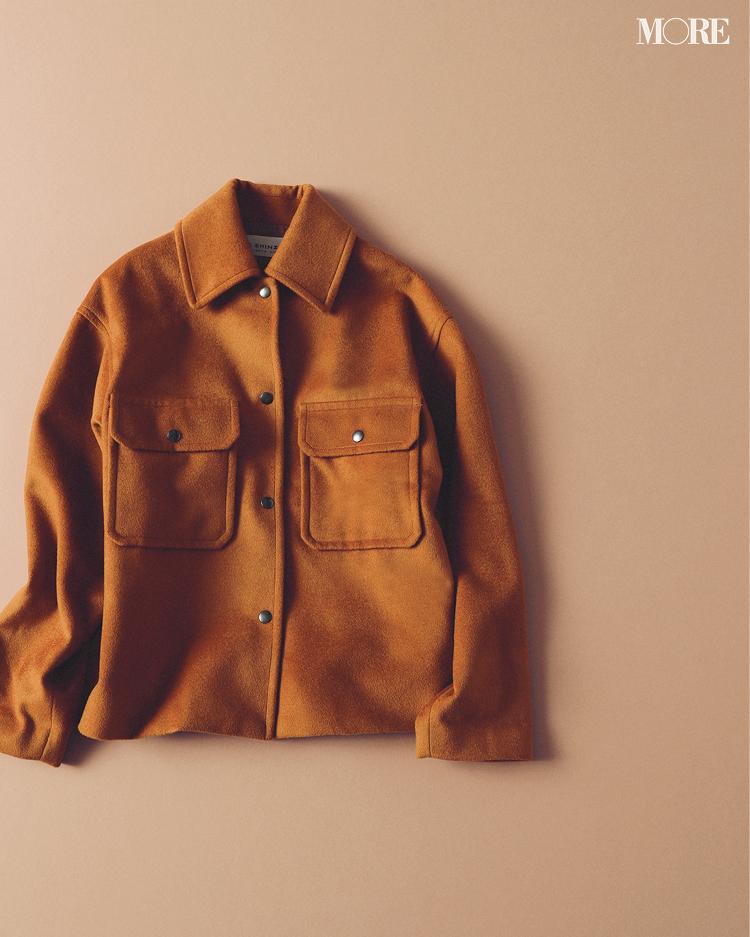 『ZARA』もラインアップ! トレンドど真ん中のシャツジャケットはこの6ブランドから選んでみて!_3