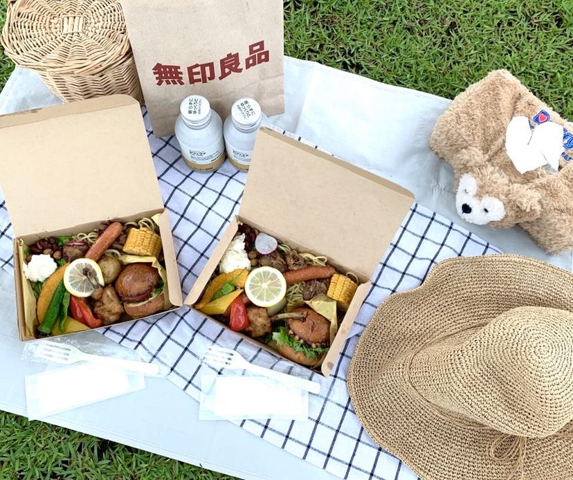 【おしゃピク】夏のピクニック!?人気カフェのランチBOXをテイクアウト♪_1