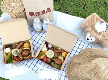 【おしゃピク】夏のピクニック!?人気カフェのランチBOXをテイクアウト♪