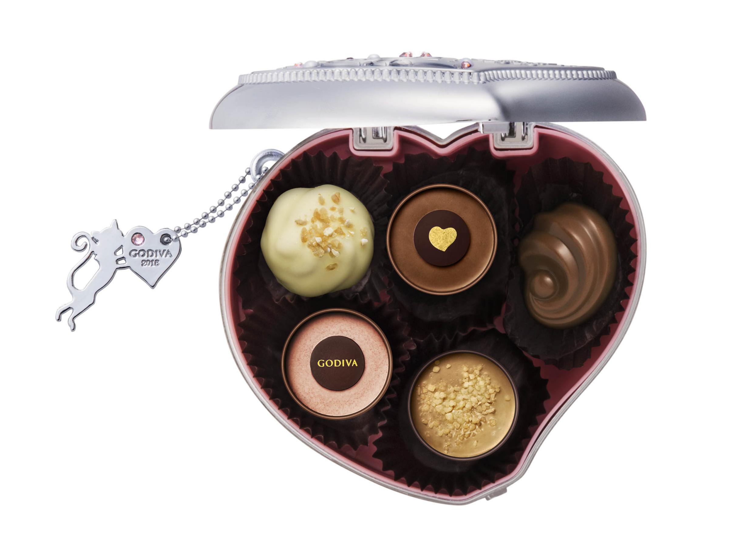 誰に贈っても喜ばれるのは、やっぱり『GODIVA』のチョコレートでしょ!_2