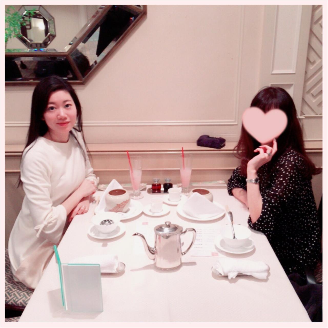 バースデーランチ♡♡♡母のお誕生日のお祝いをしました(*´꒳`*)_1