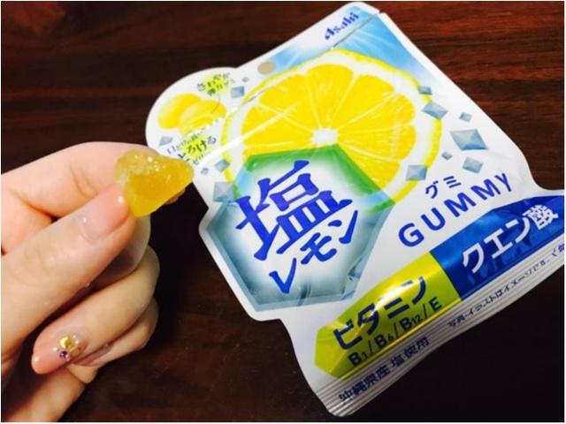 【夏バテ予防】夏の塩分補給は「塩×れもん」で決まり!★_4