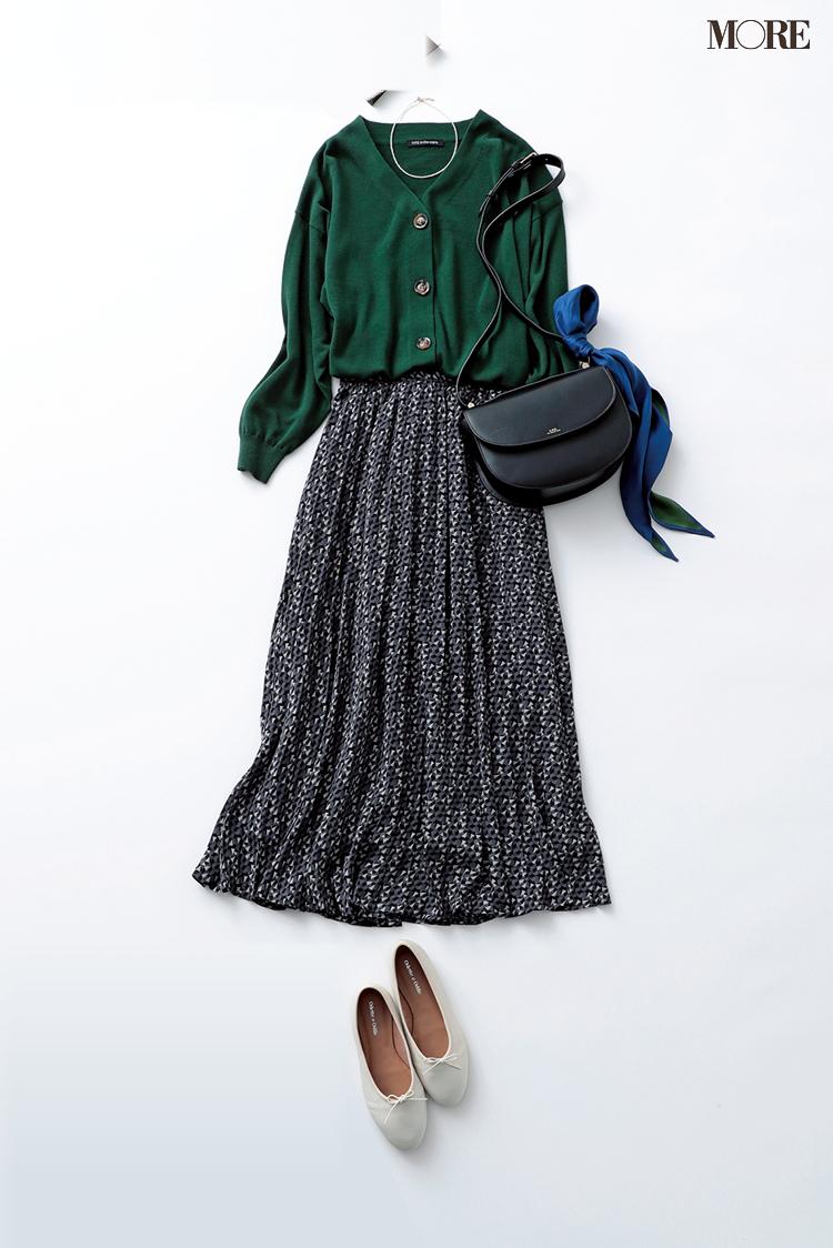 【2020年版】冬ファッションのトレンド特集 - 20代女性の冬コーデにおすすめのニットベストなど最旬アイテム・カラー・柄まとめ_70