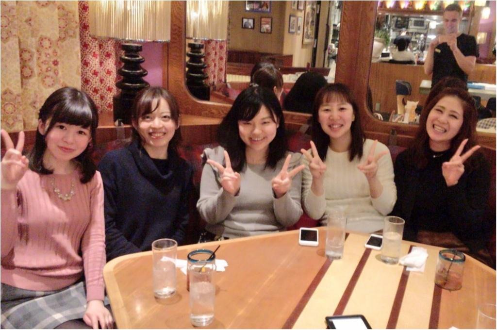 【念願の…♡】モアハピ女子会☺︎_2
