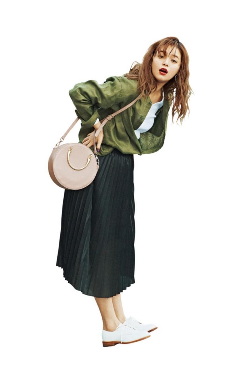 【ユニクロ】働く女子のきれいめコーデまとめ【2018年夏版】_1_2