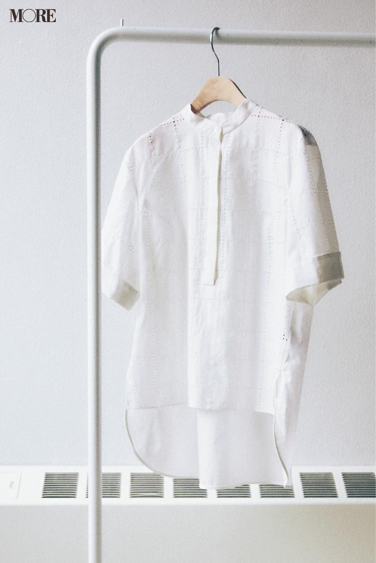 【骨格診断】でウェーブタイプの人にはどんなシャツが似合う? 4つの条件をチェック☆_1