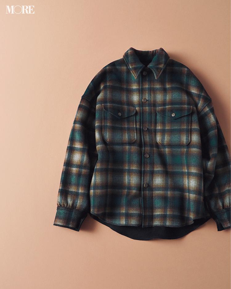 『ZARA』もラインアップ! トレンドど真ん中のシャツジャケットはこの6ブランドから選んでみて!_1