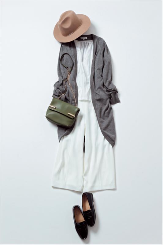 【2月に買って4月までずっと着る!】篠田麻里子のブラウス着まわし×3_3