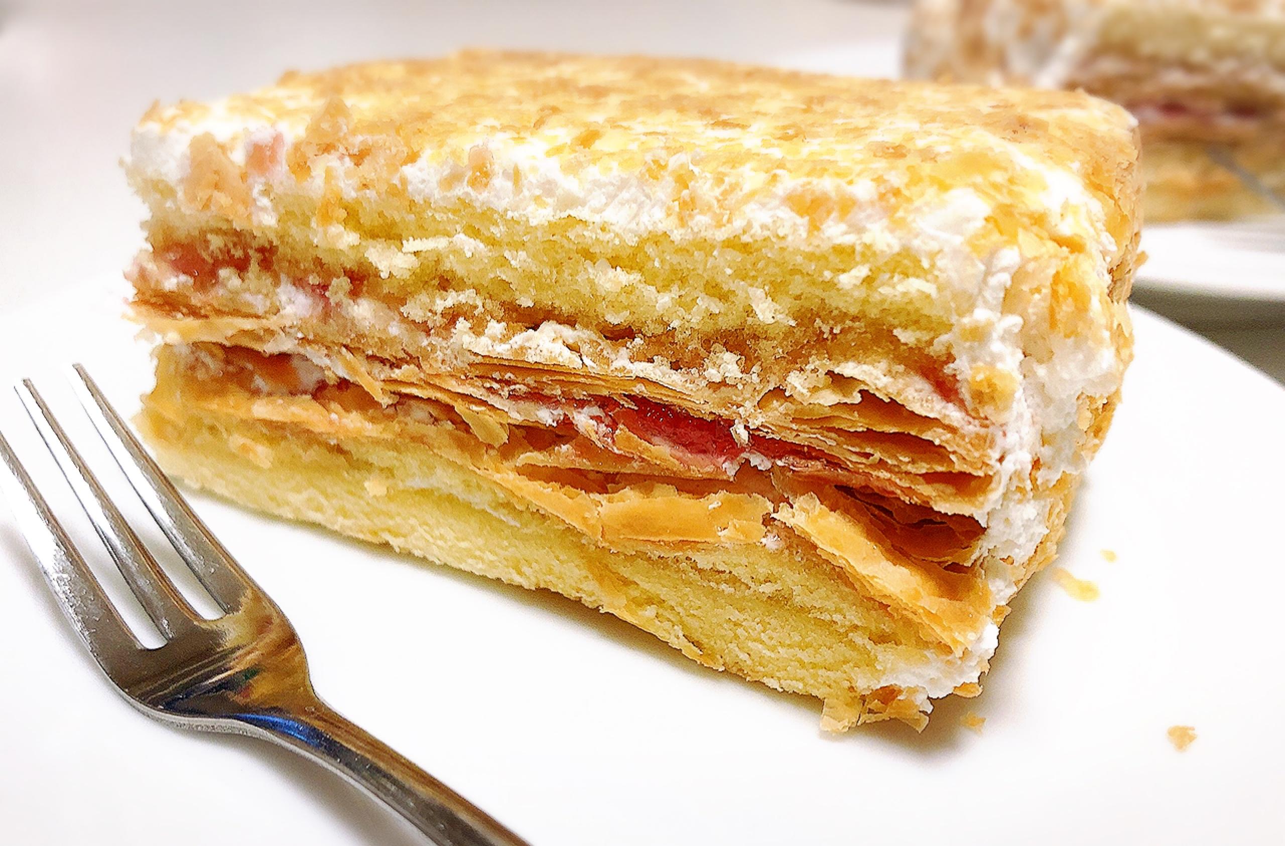 【おすすめいちごスイーツ】【#静岡】お取り寄せ可♡伊豆でGET♩木いちごパイケーキ_5