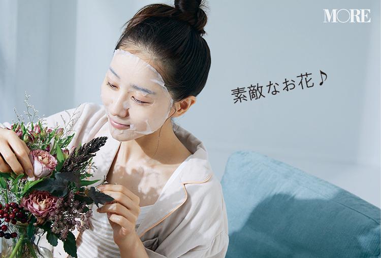 田中みな実さんがハマってる最新美容「乳液仮面返し」とは⁉ 自分史上最高のふっくら肌になれるシートマスクの使い方♡ _9