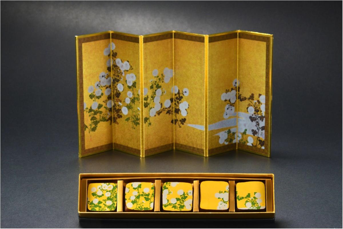 東京で買えるのは今だけ☆ 箱根の『岡田美術館』オリジナルの和チョコレートがクールすぎる……!_2_1