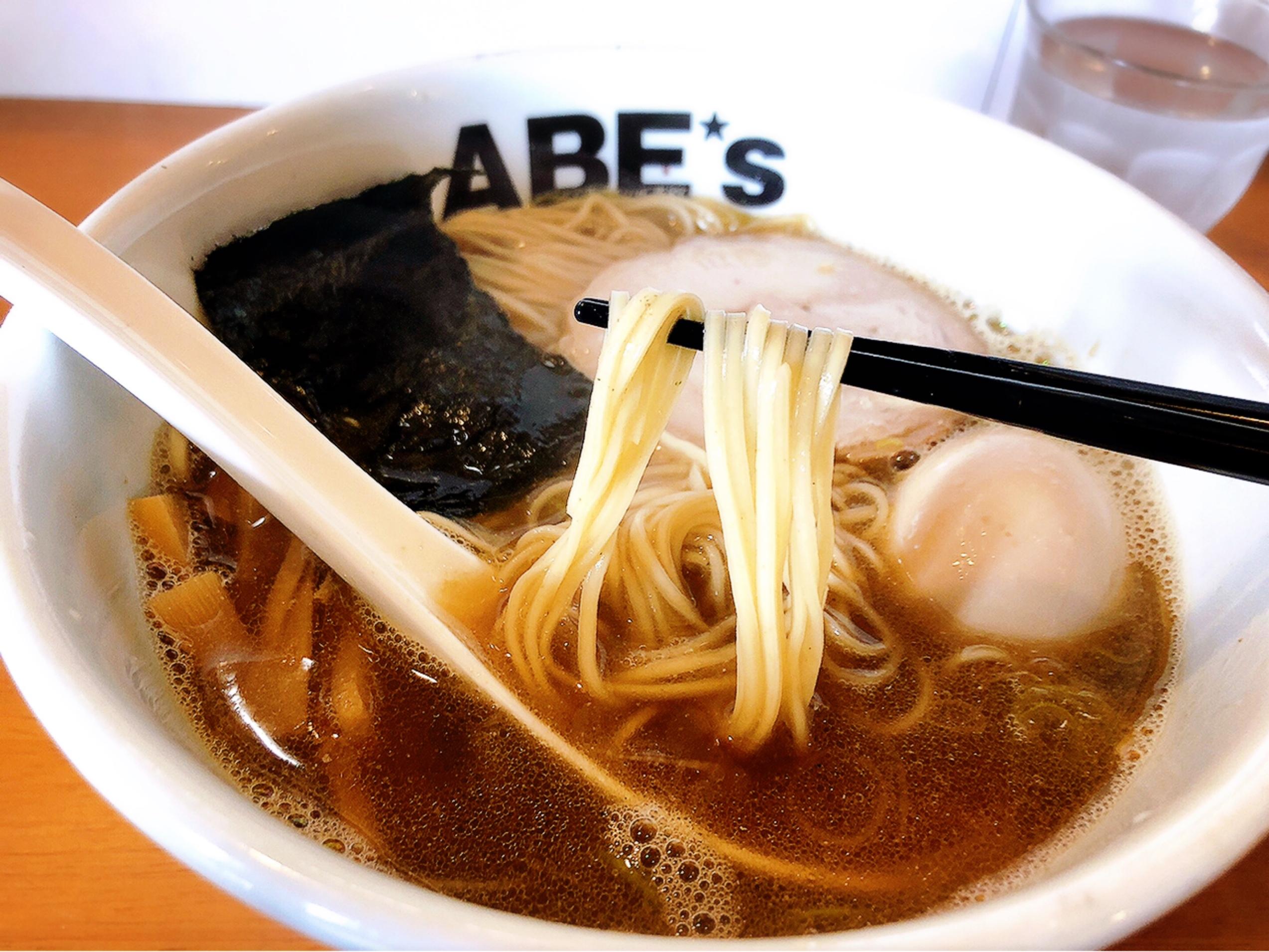 【#静岡】大人気のラーメン屋さんABE's♡煮干しラーメンが絶品( ´ ▽ ` )!_5