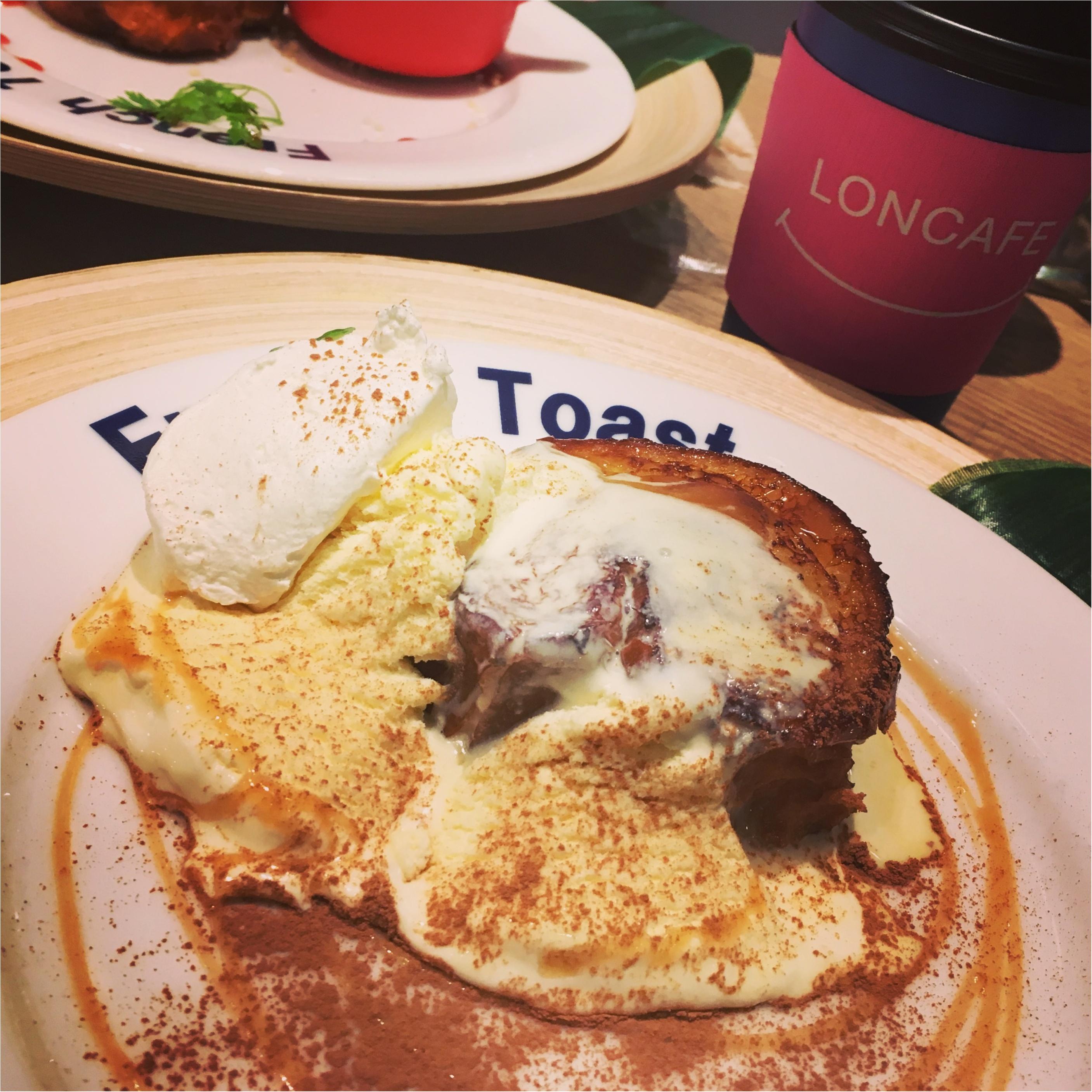 私のとある土曜日の過ごし方。【話題のあの店】日本で初めてのフレンチトースト専門店!_4