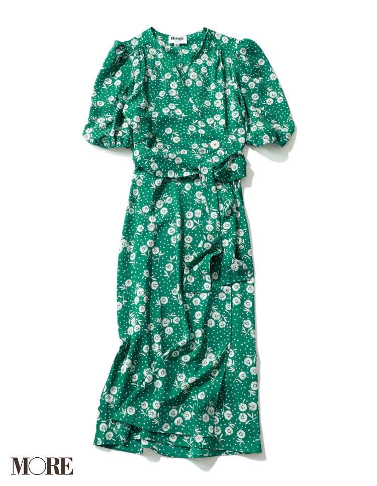 花柄ワンピース特集《2019年夏》- 夏のおすすめワンピースやサマードレス_11
