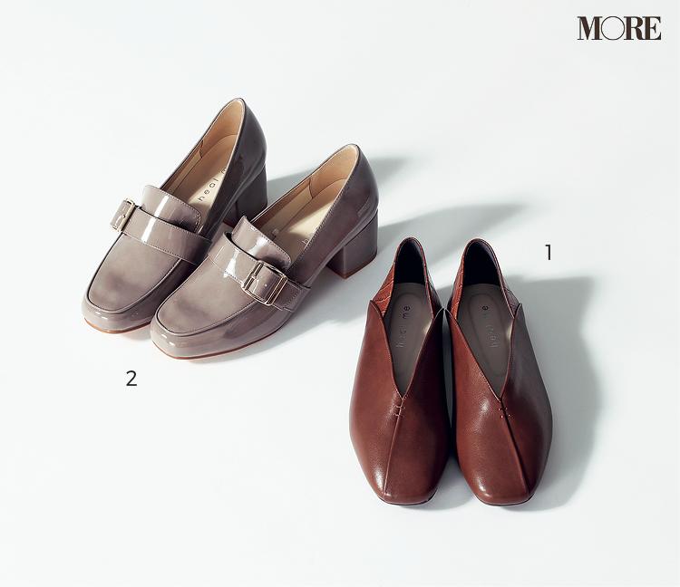 ヒールミーの春の新作靴