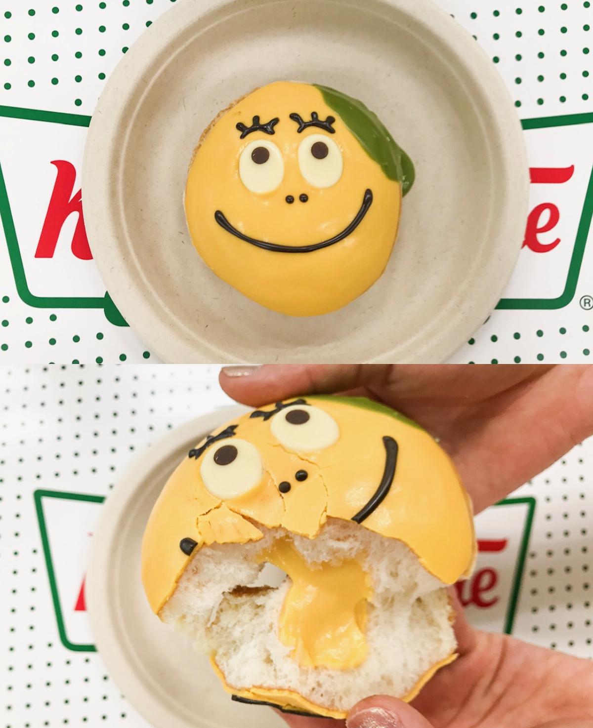 『クリスピー・クリーム・ドーナツ』の期間限定ドーナツに、バーバパパコラボが登場。可愛くてフルーティーな味わいにきゅん♡ PhotoGallery_1_6
