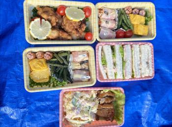 【ピクニック】栄養士が作る《時短》《簡単》お弁当作り!