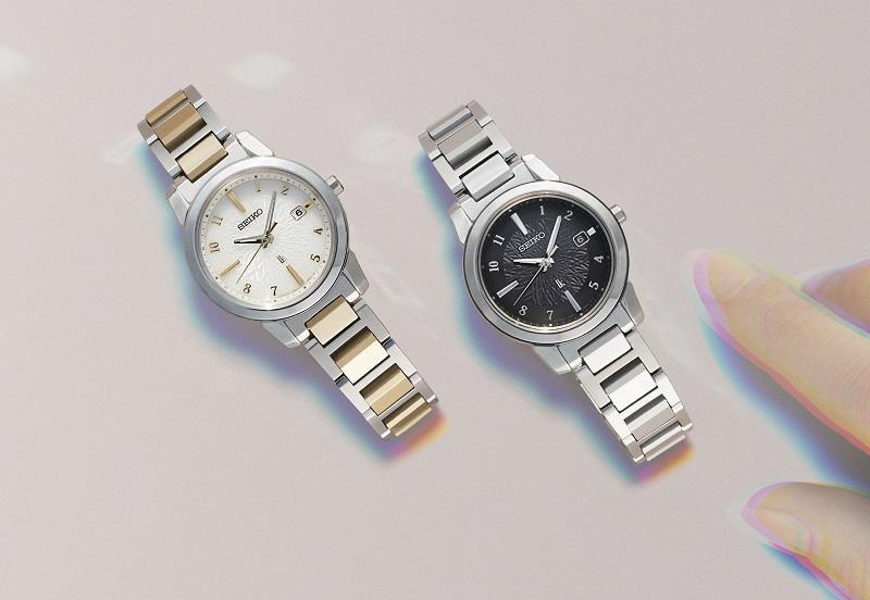 セイコールキア、新作の時計