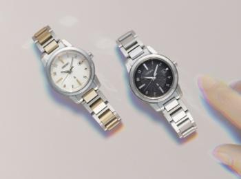 新生活の時計はこれで決まり!『セイコー ルキア』の新コレクションが素敵