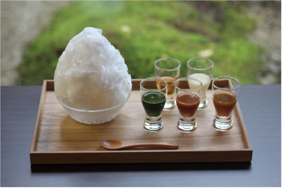 静岡県でぜったいに食べておきたいお茶かき氷 記事 Photo Gallery_1_8