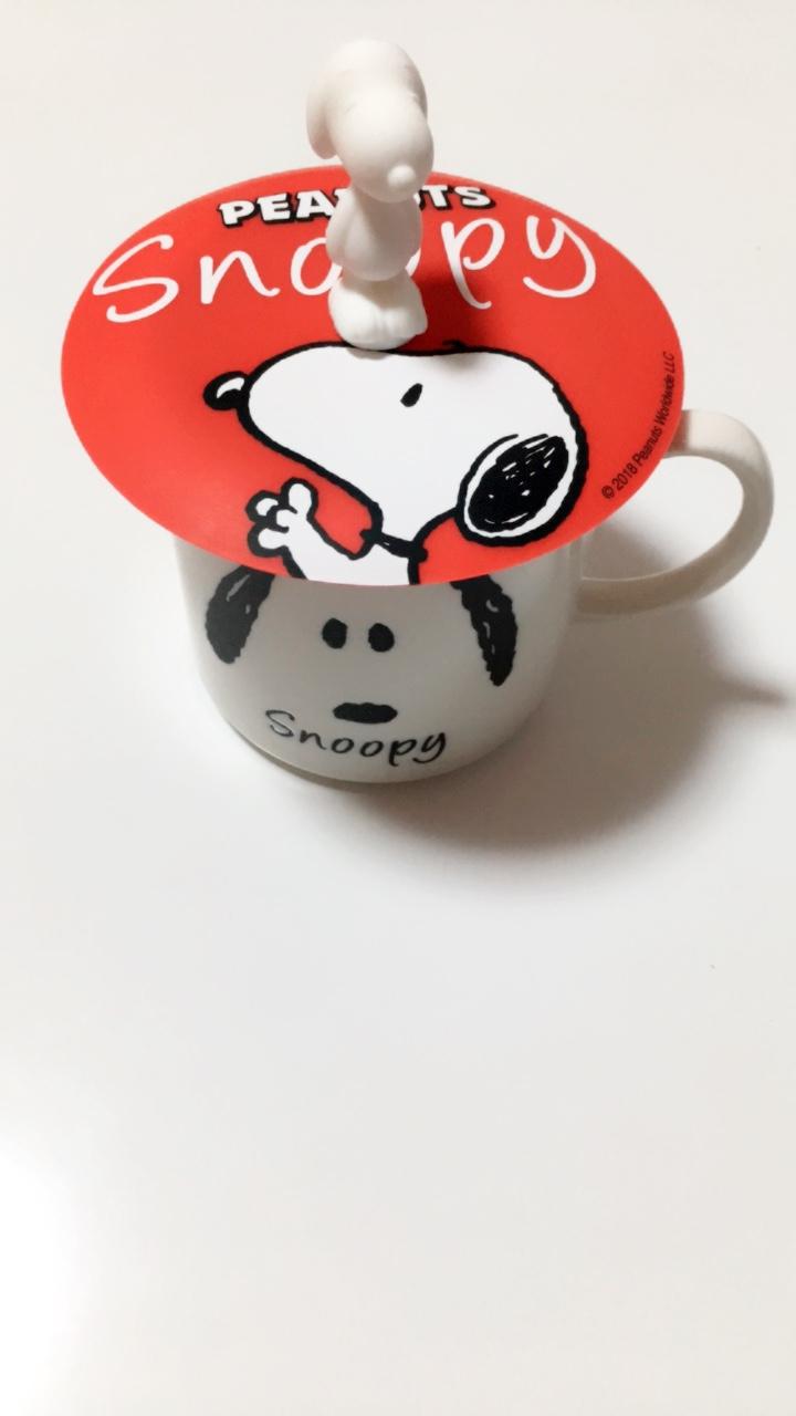 ペアで使いたい♡癒しの《スヌーピー》マグカップ_2