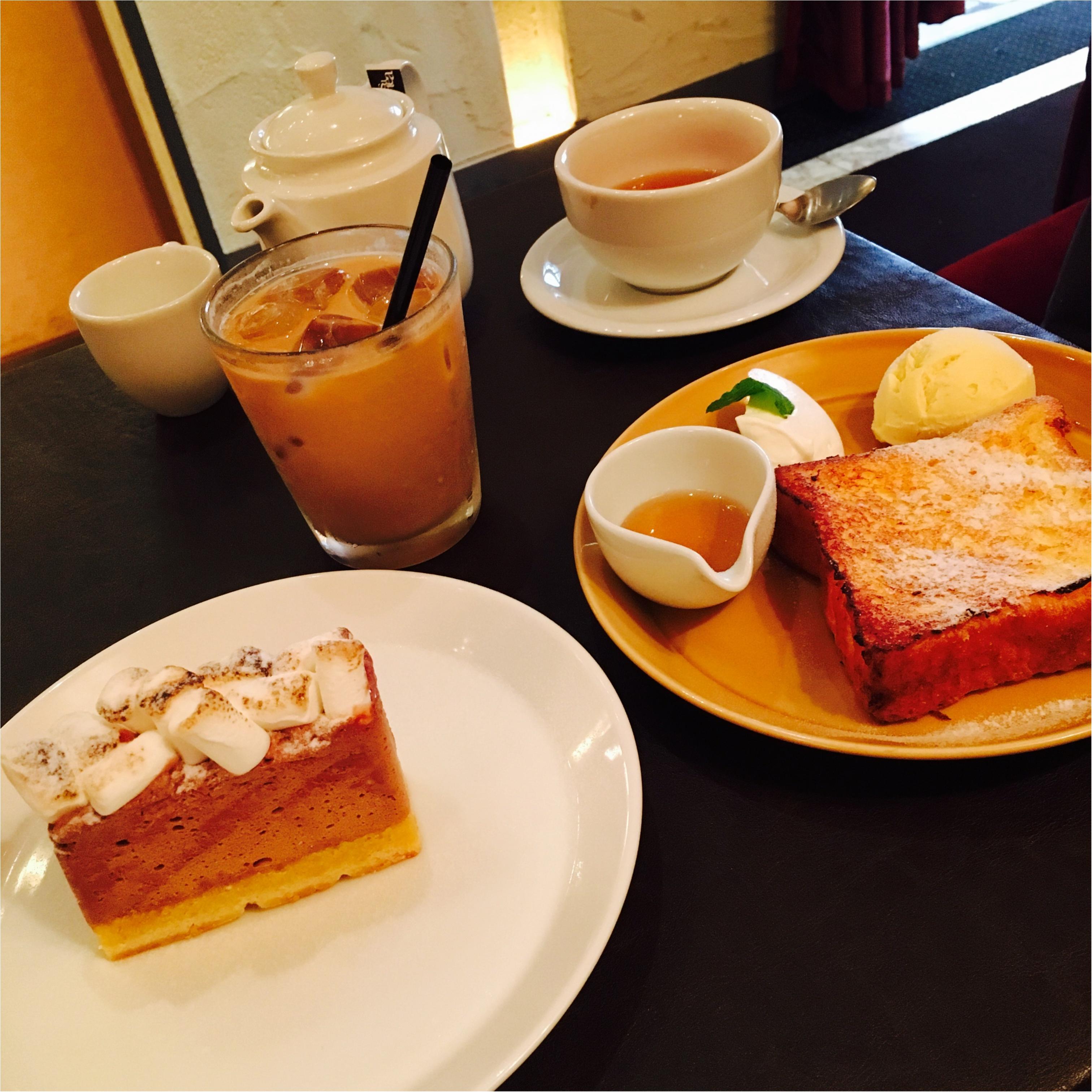 オシャレカフェで美意識UP〜♡_4