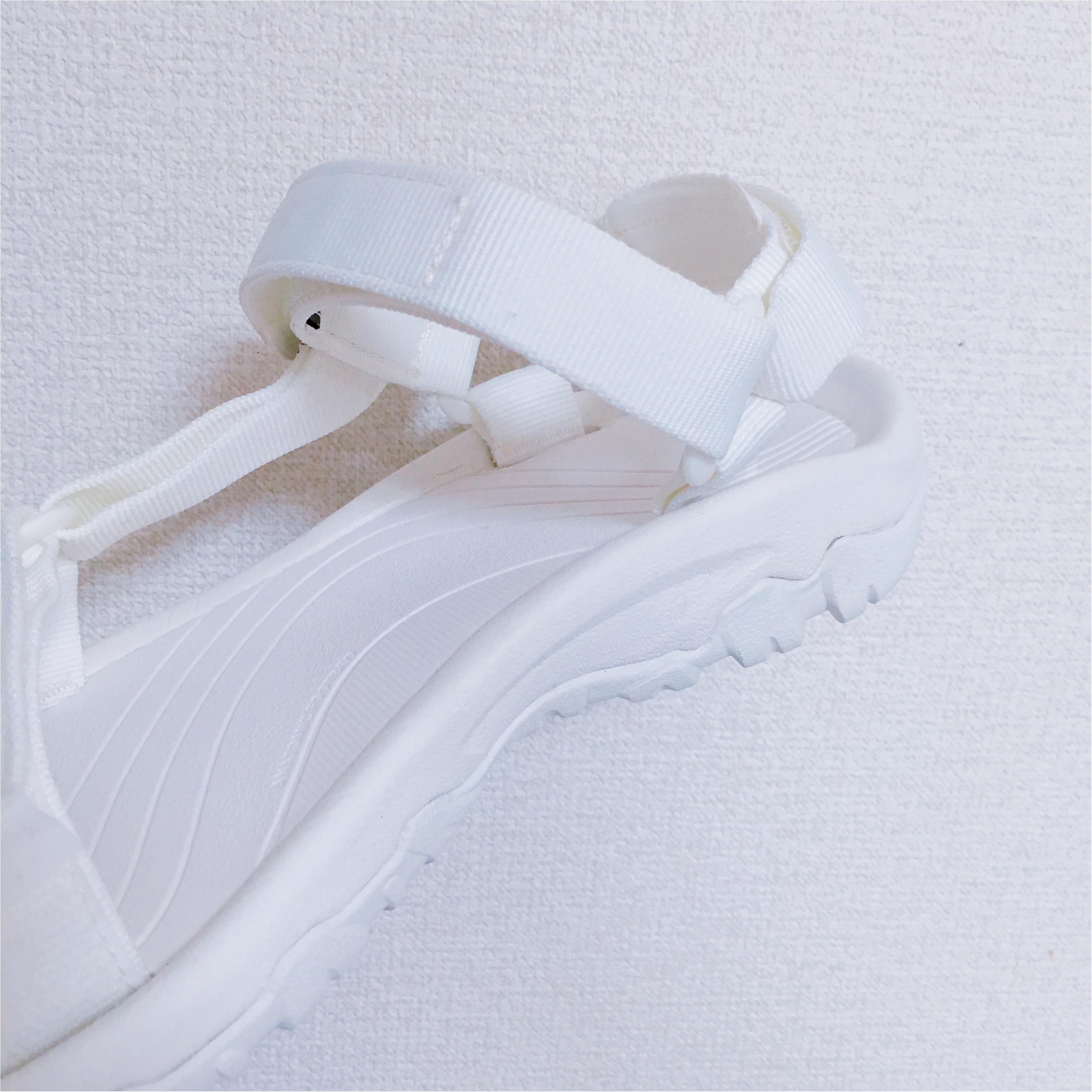 ▷スニーカー族の夏は【スポサン☆Teva】を履く!!_4