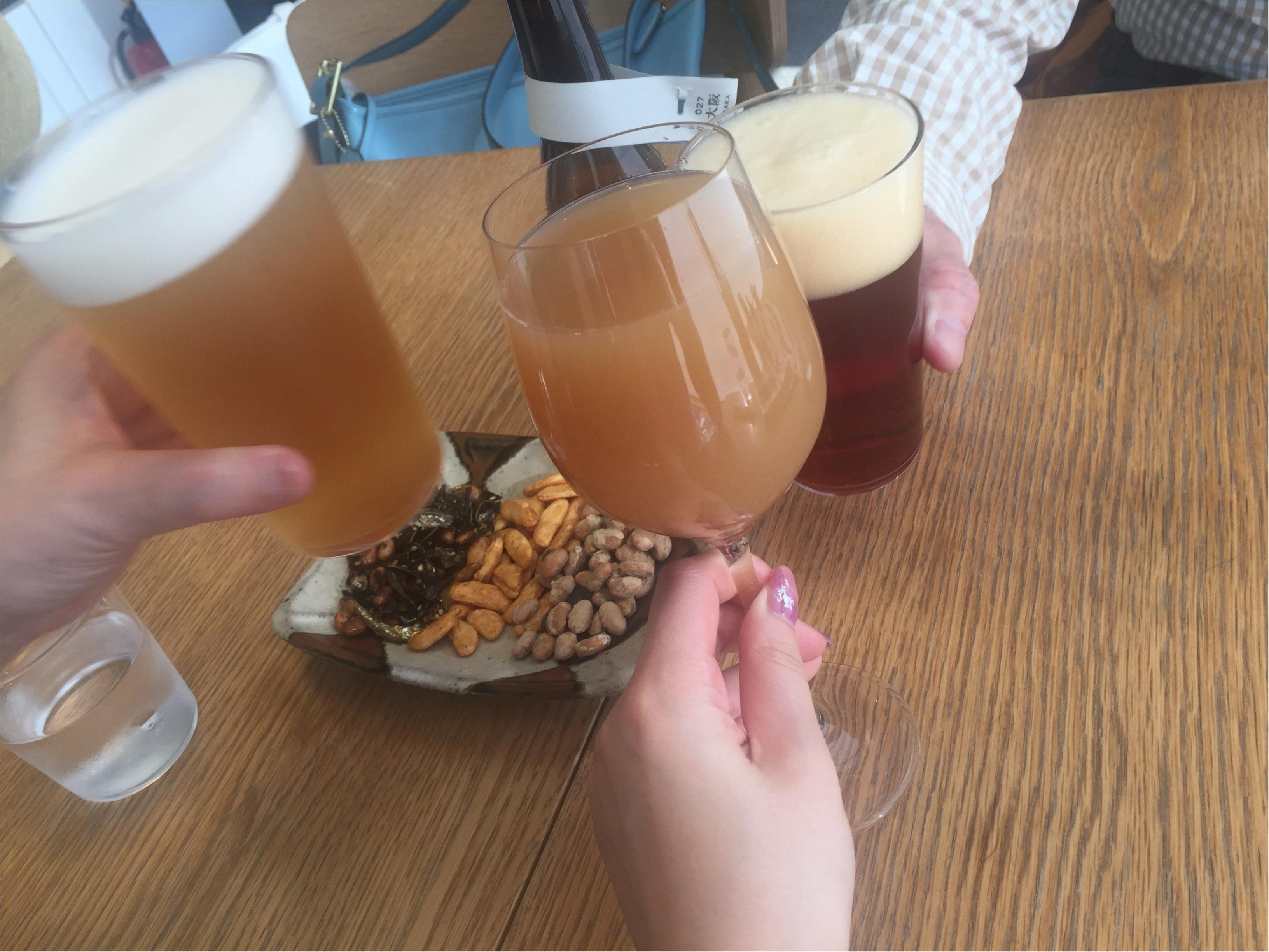 イベントに行かなくてもok!あの渋谷の中心で飲み比べできるお店見つけました♡_2