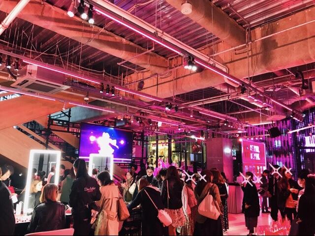 【Dior】まるでニューヨーク!会場はなんと「hotel koé」新リップ発売記念イベントへ♡_3