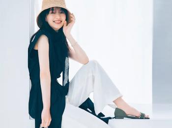 夏のぺたんこ靴コーデ30選【2020年版】スタイル良くみえるフラットシューズのコーデまとめ