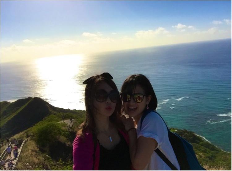 【TRIP】ハワイにきたら、やっぱり行くよね:)ダイヤモンドヘッド@プチプラコーデハイキング_6