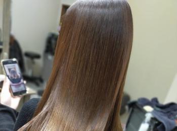 流行りの髪質改善やってみた