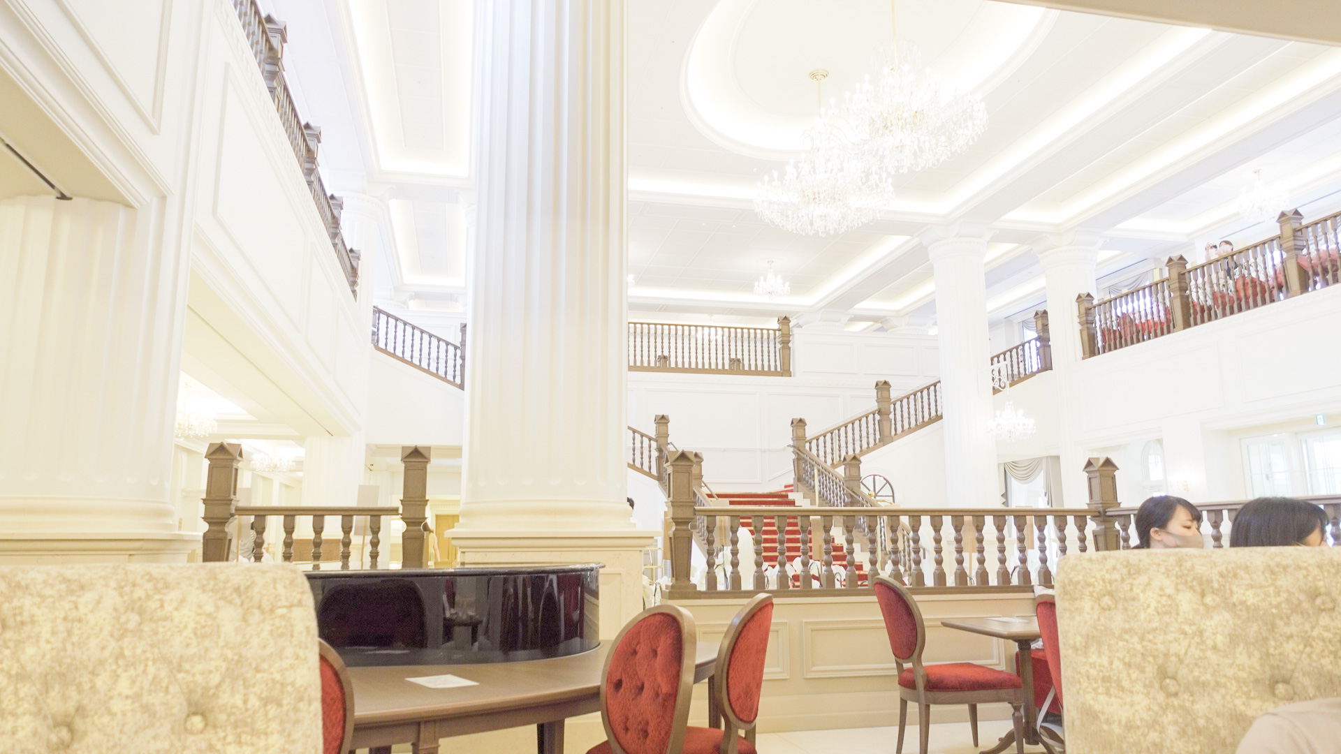 【兵庫宝塚】新しくなった『宝塚ホテル』のアフタヌーンティーにいってきました【アフタヌーンティ】Vlogつき_3