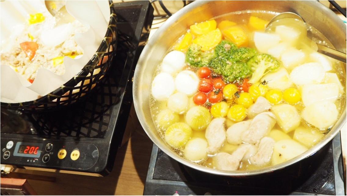 お肉と旬野菜のマリアージュ♡ふうふう亭 緑席_7